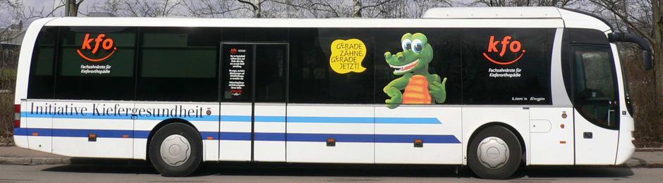 Das KROCKY Mobil | www.krocky.de